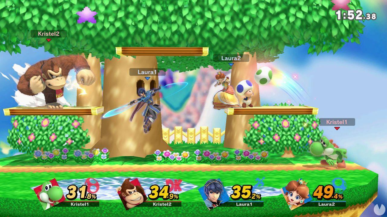 Novedades de Super Smash Bros. Ultimate