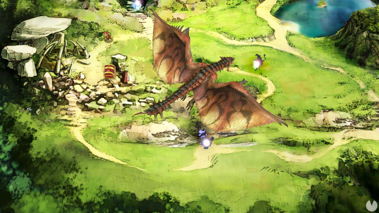 Mapa en Super Smash Bros. Ultimate