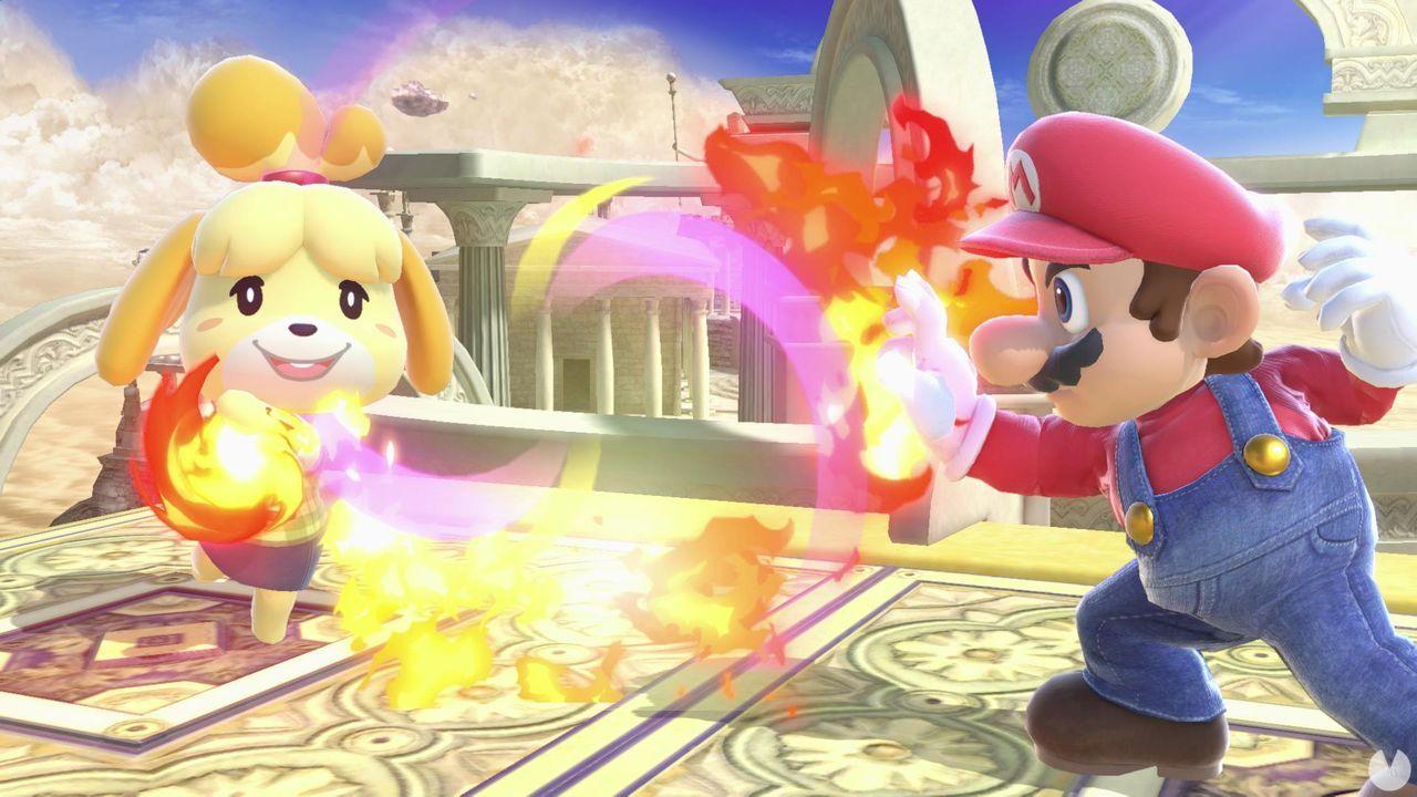 Novedades Super Smash Bros. Ultimate
