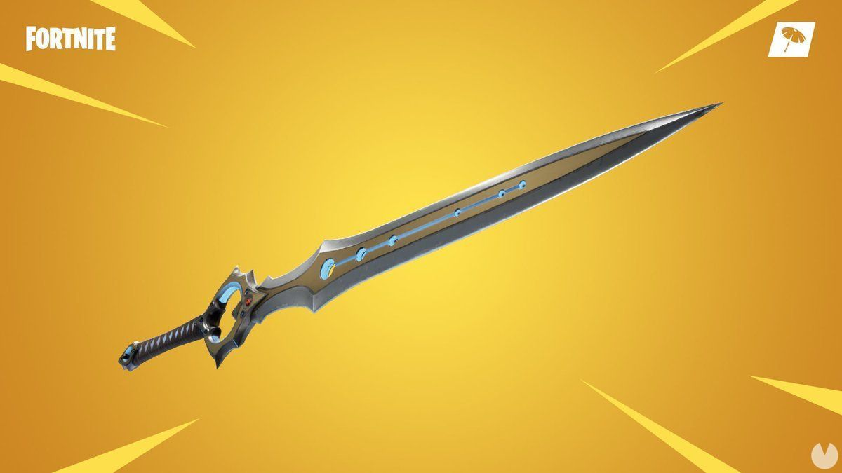 Epic Games envaina the Blade of Infinity in Fortnite