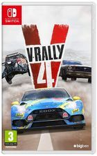Carátula V-Rally 4 para Nintendo Switch