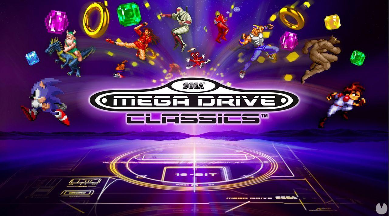 Más de 50 clásicos reunidos en Mega Drive Classics para PS4, One y PC