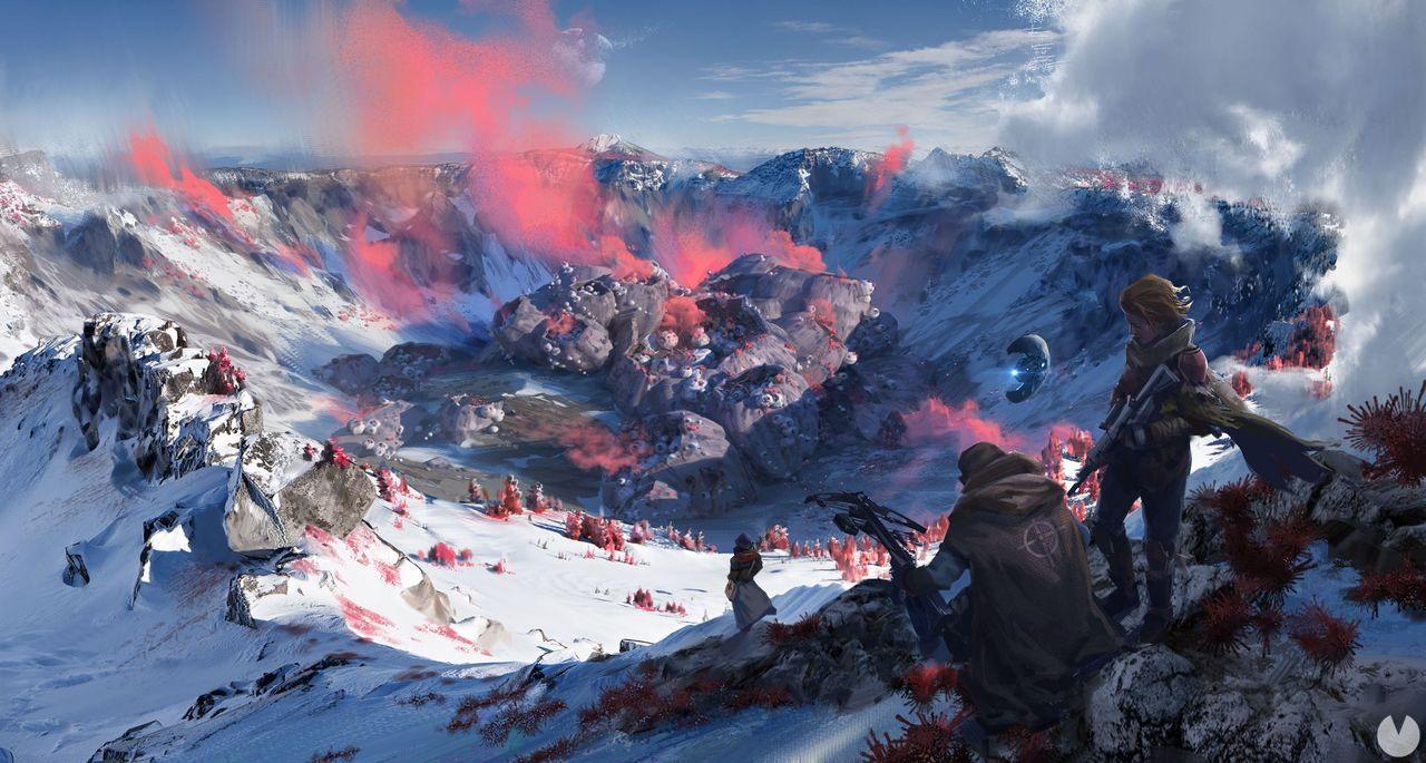 Veteranos de la saga Halo presentan su nuevo proyecto, Scavengers