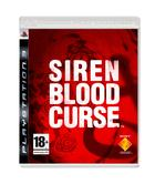 Car�tula oficial de de Siren: Blood Curse PSN para PS3