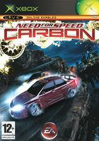 Carátula Need for Speed Carbono para Xbox
