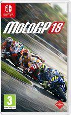 Carátula MotoGP 18 para Nintendo Switch