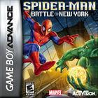 Carátula Spider-Man: Battle for New York para Game Boy Advance