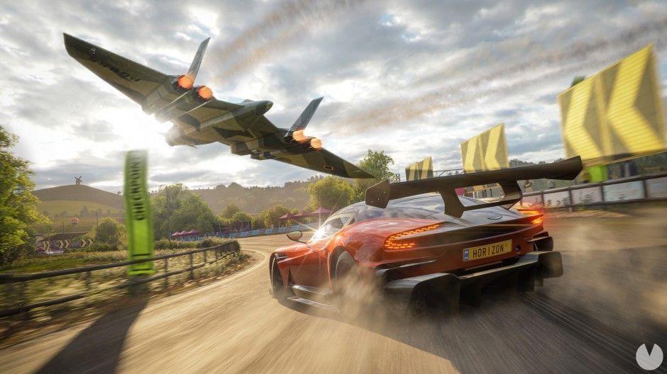 Forza Horizon 4 está terminado y recibirá vehículos de James Bond