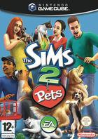Carátula Los Sims 2 Mascotas para GameCube