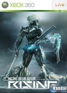 E3: Se filtra la portada de Metal Gear Solid: Rising