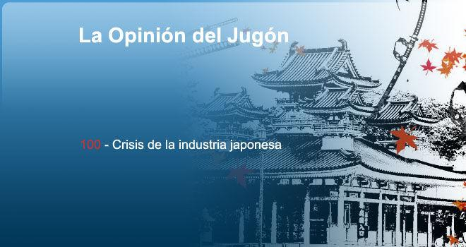 Crisis de la industria japonesa