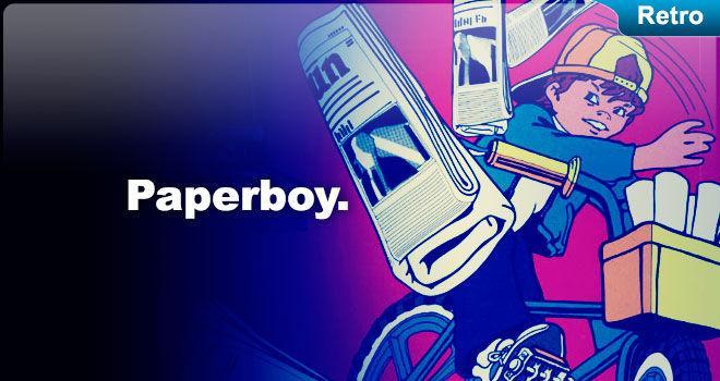 ¿Qué fue de Paperboy?