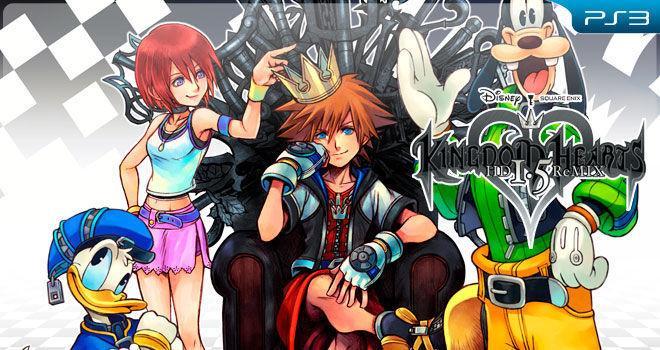 Impresiones Kingdom Hearts HD 1.5 ReMIX