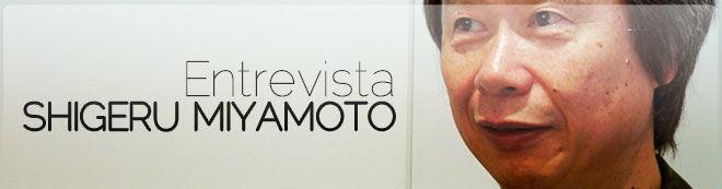 Entrevista Shigeru Miyamoto
