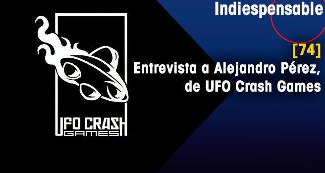 Entrevista a Alejandro Pérez, de UFO Crash Games