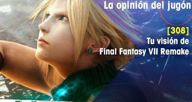 Tu visión de Final Fantasy VII Remake
