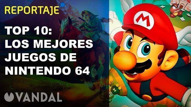 Repasamos En Video Los 10 Mejores Juegos De Nintendo 64 Vandal