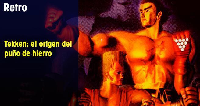 Tekken: el origen del puño de hierro