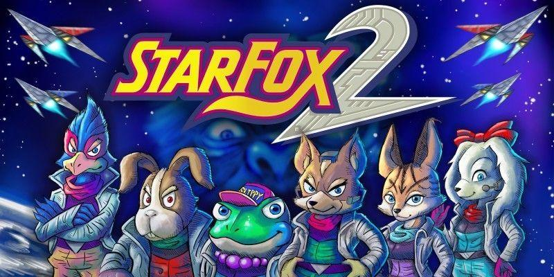 Star Fox 2 saldrá por primera vez tras 25 años