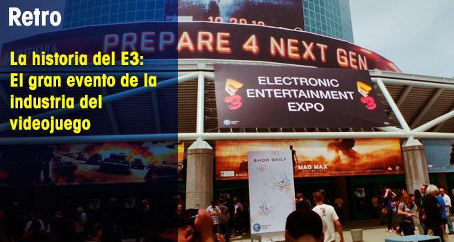 La historia del E3: El gran evento de la industria del videojuego