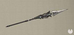 NieR: Automata, Armas, Lanzas, Lanza Tipo 4O