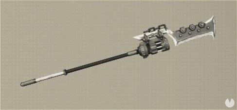 NieR: Automata, Armas, Lanzas, Lanza Tipo 3