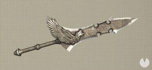 NieR: Automata, Armas, Espadones, Espada Fénix