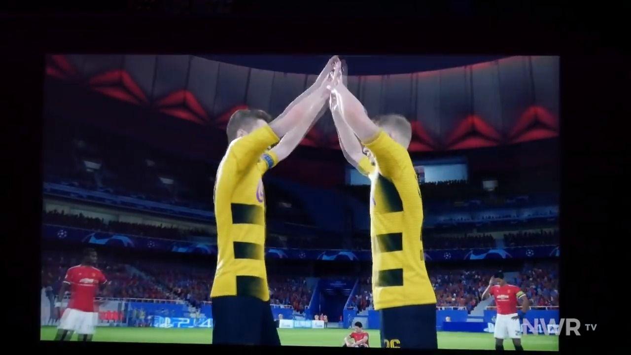 E3 2018: Se muestra FIFA 19 en la versión de Nintendo Switch