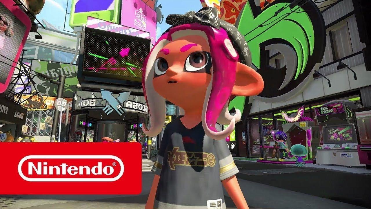 E3 2018: Splatoon 2 recibe a la Octo Expansion, contenido para un solo jugador