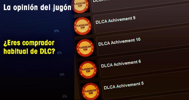 ¿Eres comprador habitual de DLC?