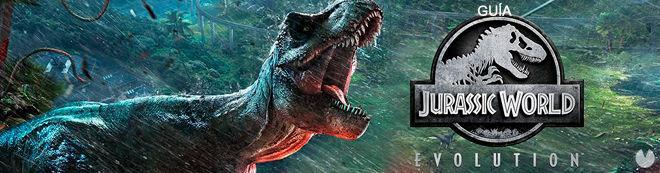 Guía Jurassic World Evolution, trucos y consejos