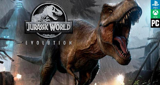 análisis jurassic world evolution  xbox one