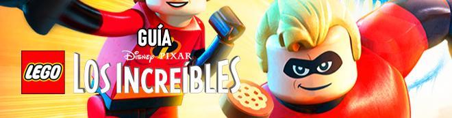 Guía LEGO Los Increíbles, trucos y consejos