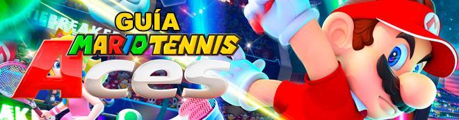 Guía Mario Tennis Aces, trucos y consejos