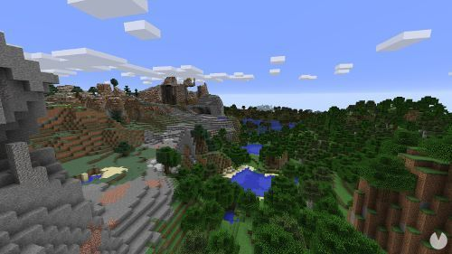 Minecraft, Otherworld