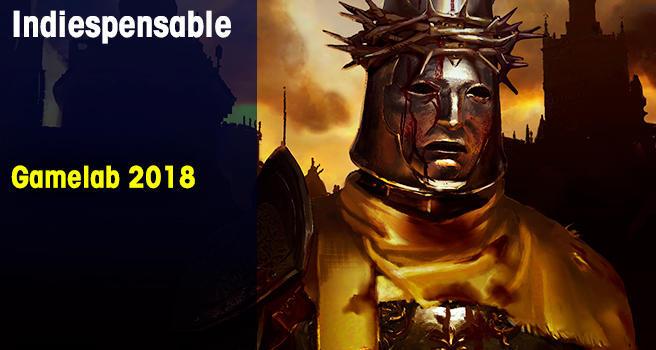Gamelab 2018