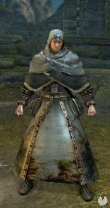 Dark Souls Remastered, Armaduras, Set raído