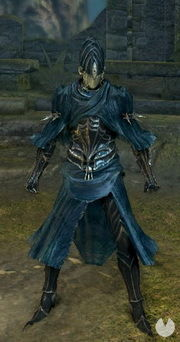 Dark Souls Remastered, Armaduras, Set de Ciaran, Espada del Señor