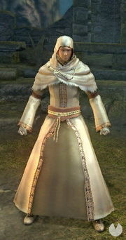 Dark Souls Remastered, Armaduras, Set de doncella