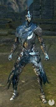 Dark Souls Remastered, Armaduras, Set de Artorias