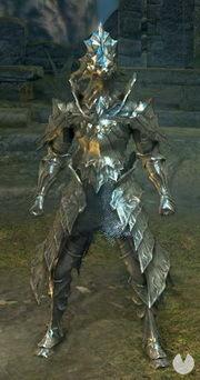 Dark Souls Remastered, Armaduras, Set de Ornstein