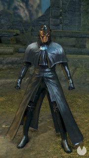 Dark Souls Remastered, Armaduras, Set negro, Set de Velka
