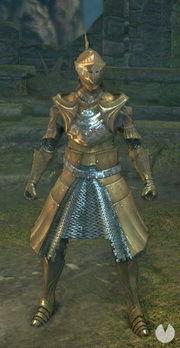 Dark Souls Remastered, Armaduras, Set de latón