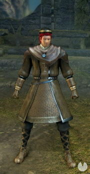 Dark Souls Remastered, Armaduras, Set de hechicero