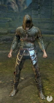 Dark Souls Remastered, Armaduras, Set de cuero de ladrón Hueco