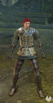 Dark Souls Remastered, Armaduras, Set de cazador