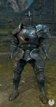 Dark Souls Remastered, Armaduras, Set de golem de hierro