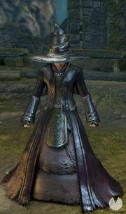 Dark Souls Remastered, Armaduras, Set de bruja