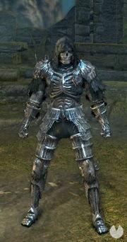 Dark Souls Remastered, Armaduras, Set de Espectro oscuro