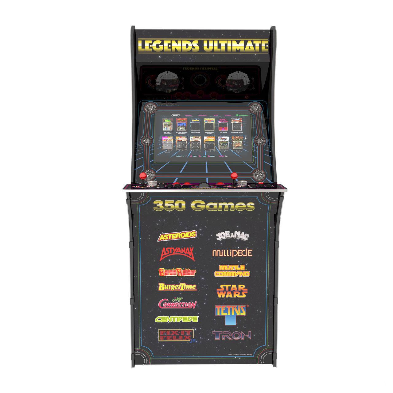 AtGames announces a recreational retro-full-size